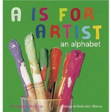 is for Artist An Alphabet Silence, Ella Doran 9781854375568