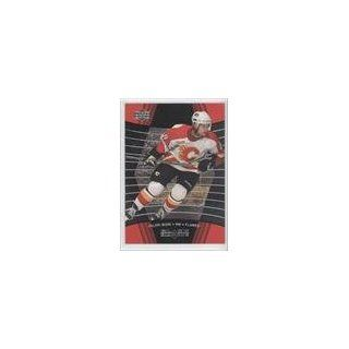 Valeri Bure Calgary Flames (Hockey Card) 1999 00 Black