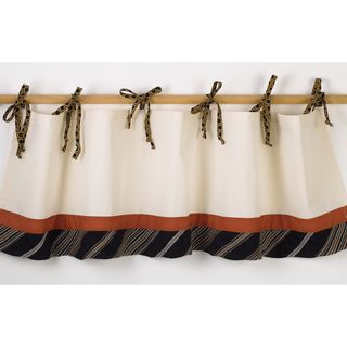 Cotton Tale Animal Stackers Valance