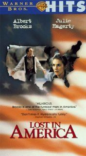 Lost in America [VHS] Albert Brooks, Julie Hagerty