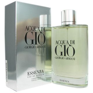 Armani Acqua Di Gio Essenza Mens 6.08 ounce Eau de Parfum Spray