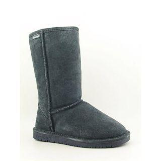 Bearpaw Womens Emma Gray Boots (Size 9)