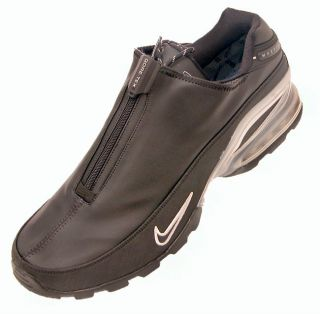 Nike Mens Gore Tex Max II Black Golf Shoes