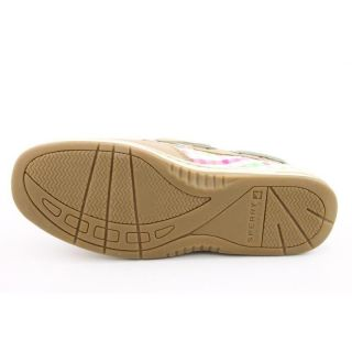 Sperry Top Sider Womens Bluefish 2 Eye Browns Casual Shoes
