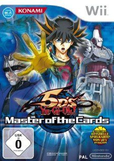 Yu Gi Oh!   5Ds Master of the Cards Games