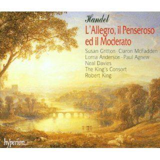 Georg Friedrich Händel Lallegro, Il Penseroso und il Mode