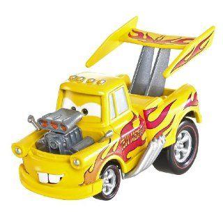 Disney Pixar CARS 2   Deluxe Series / OVERSIZED   Funny Car (DRAG STAR