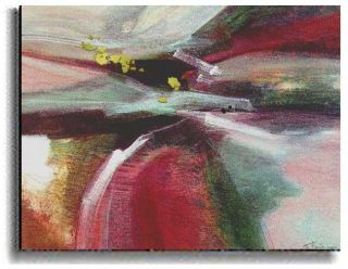 Journey II by Eva Macie Stretched Canvas Art