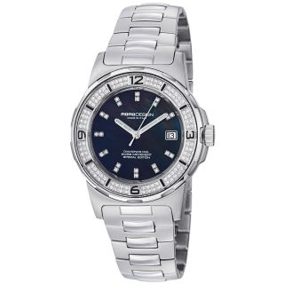 Lady Diamond Dial Stainless Steel Watch Today $590.00