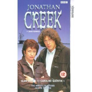 Jonathan Creek [VHS] [UK Import] Colin Baker, Paul Allen, Saskia