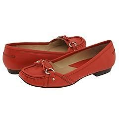MICHAEL Michael Kors Westside Flat Burnt Orange