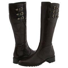 Paul Green Thor Brown Stretch Boots