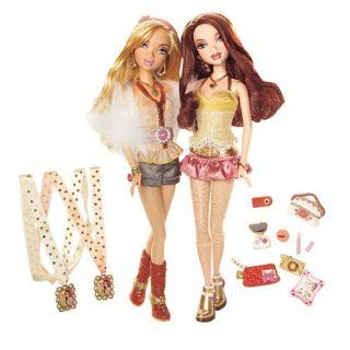Barbie 2007   My Scene   Foto Fabulous   2Pack   Chelsea & Kennedy