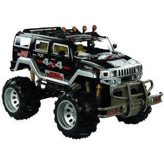 RC Monstertruck McTrack Giant 4x4, 14/73cm, schwarz