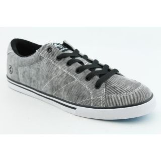 Kustom Mens Kramer Gray Casual Shoes