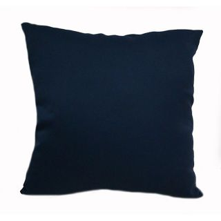 Chino 24 inch Dark Blue Floor Pillow