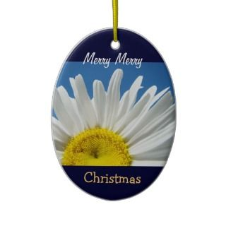 Merry Merry Christmas Ornament Happy New Year