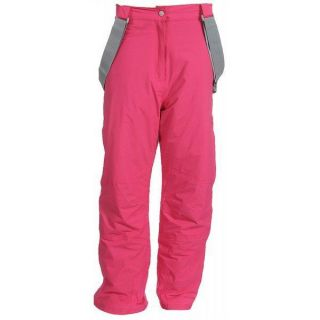 Trespass Womens Hot Pink Thermos Snowboard Pants