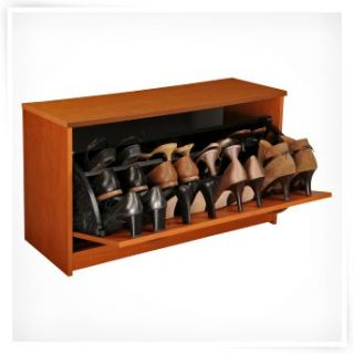 Spartak Triple Level Shoe Storage Cabinet
