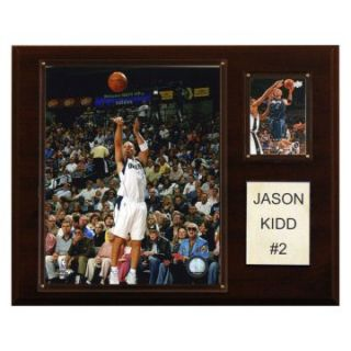 NBA 12 x 15 in. Jason Kidd Dallas Mavericks Player Plaque