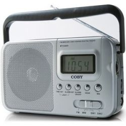 Coby CX 39 AM/FM/SW1/SW2 Radio Tuner Today $18.49 3.7 (6 reviews)