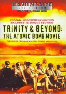 Trinity and Beyond The Atomic Bomb Movie (DVD)