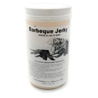 TSM 81003 20 lbs. Bar B Que Jerky Seasoning   Jerky Supplies at