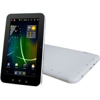 Sungale Cyberus ID710WTA 7 4 GB Tablet   Wi Fi   1.20 GHz   LED Back