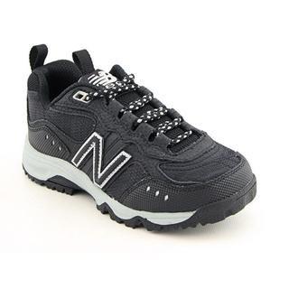 New Balance Boys KJ480 Basic Textile Athletic Shoe