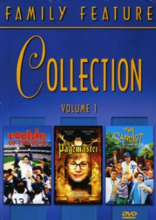 Family Feature Collection 3 Pack (DVD)