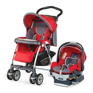 Chicco Cortina KeyFit 30 Travel System Fuego   Travel System Strollers