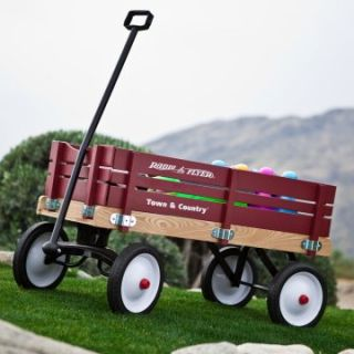 Radio Flyer Town & Country Wagon   Kids Wagons