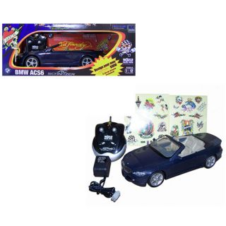 Ed Hardy BMW Remote Control Car