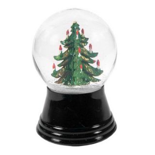Small Christmas Tree Snow Globe   Snow Globes