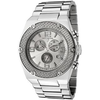 Swiss Legend Mens Throttle Stainless Steel Chronograph Watch