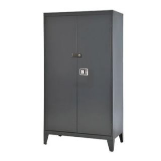 Edsal 36 in. Extra Heavy Duty Steel Storage Cabinet   Cabinets at