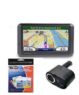 Garmin Nuvi 750 GPS with Travel Kit 1