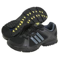Adidas 4.2 TR Black/Dark Onix/Neon Yellow Athletic