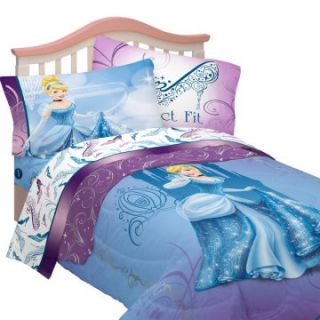 Disney Cinderella Perfect Fit Twin Comforter