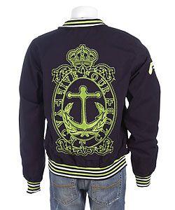 Five Four Mens Ocean King Nautical Jacket
