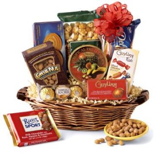 Grand Prix Gift Basket   Snack & Candy