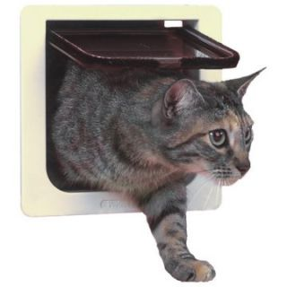 Ideal Storm Door Cat Door   Cat Doors