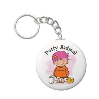 Potty Animal Boy Training Chart Letterhead Template