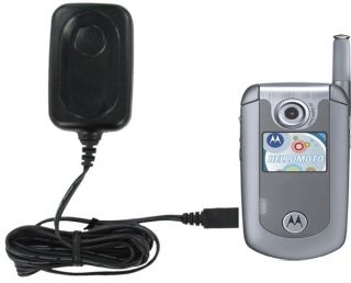 Motorola V710/E815 Cell Phone Travel Charger