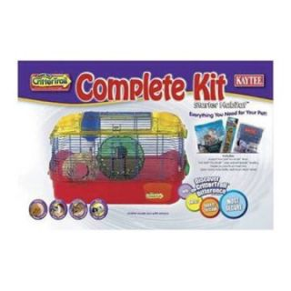 Super Pet Crittertrail Starter Habitat Complete Kit   Hamster Cages at