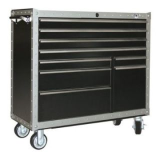 Viper Tool Armor Series 41 in. 9 Drawer Rolling Cabinet   Tool Chests
