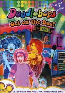 Doodlebops: Get On the Bus (DVD)