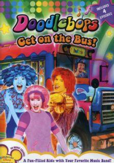 Doodlebops: Get On the Bus (DVD)