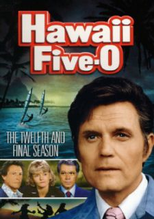 Hawaii Five O The Twelfth and Final Season (DVD)