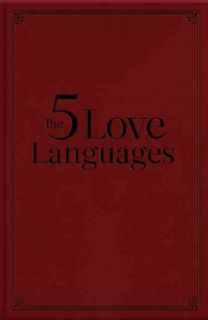 The Five Love Languages The Secret to Love that Lasts (Paperback